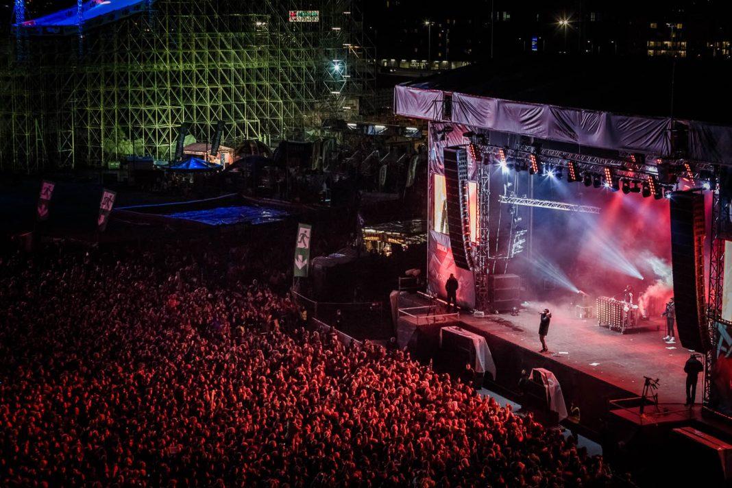 Musik Line-Up des Air + Style Festival Innsbruck-Tirol 2017 steht fest! - Titelbild: Sido im letzten Jahr in Innsbruck