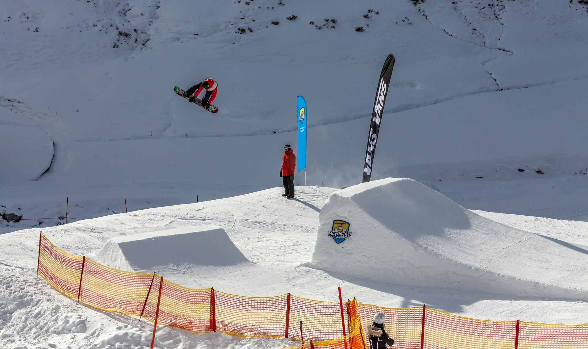 Preview: Vans Groms Open - Vans Penken Park Mayrhofen - Foto: Jasper Doppenberger