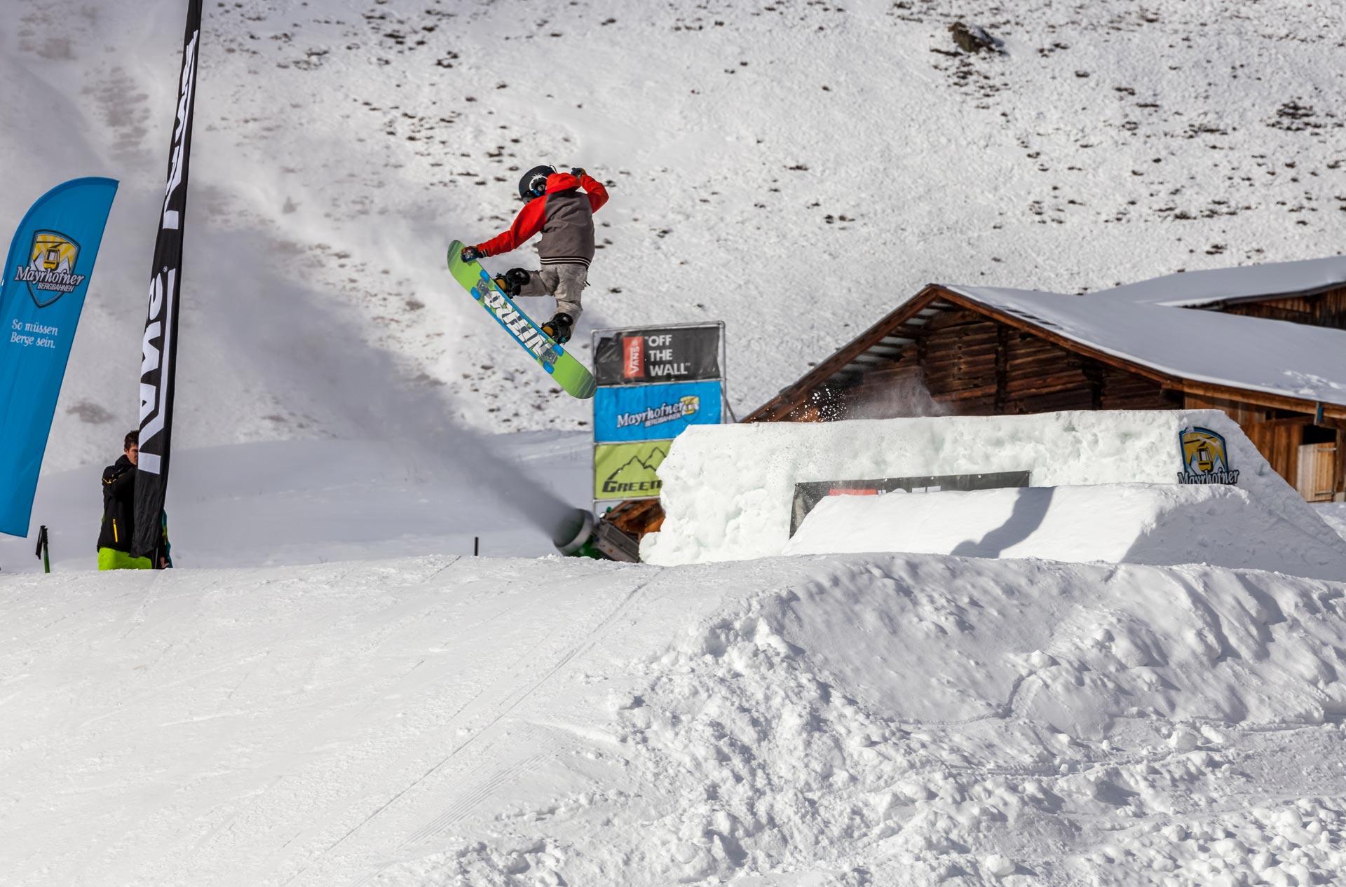 Rider: Lukas Frischut - Foto: Jasper Doppenberg