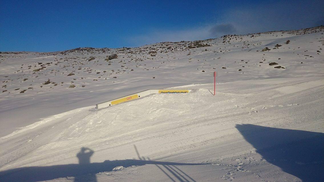 Snowpark Hochzeiger (Pitztal) - Foto: Shape.it