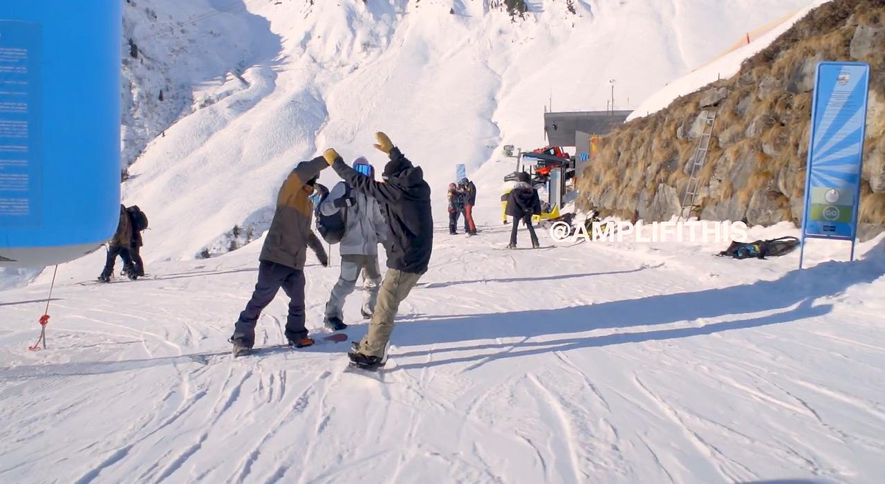Auch Tom Klocker fühlt sich abseits des Trubels der Skigebiete am wohlsten | © Boyz'n Toyz/Roberto Bragotto