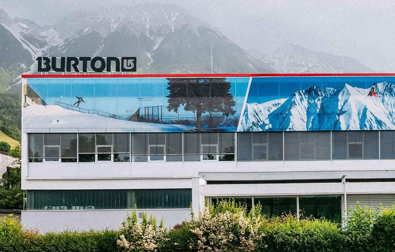 Hermann wird sicher trotzdem immer wieder im Burton Headquarter in Innsbruck vorbeischauen | © Burton