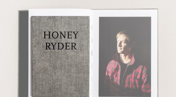 Honey Ryder - Silvanos Buch über die letzten vier Jahre, in denen er Nicolas Müller begleitet hat