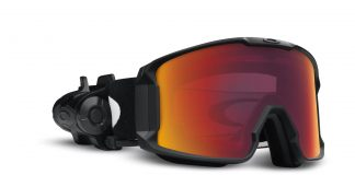 Oakley: Line Miner with Prizm Inferno Torch Iridium