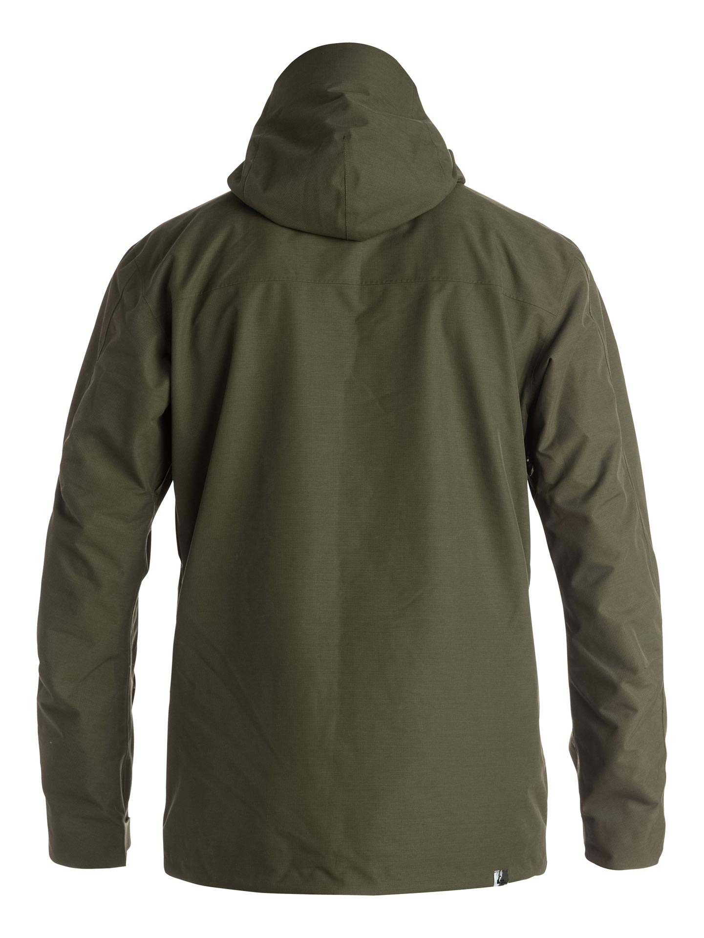 Quiksilver: Southwood Gore-Tex Jacket (Back)