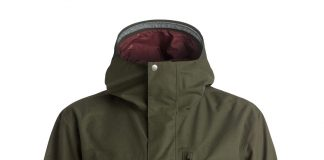 Quiksilver: Southwood Gore-Tex Jacket (Front)