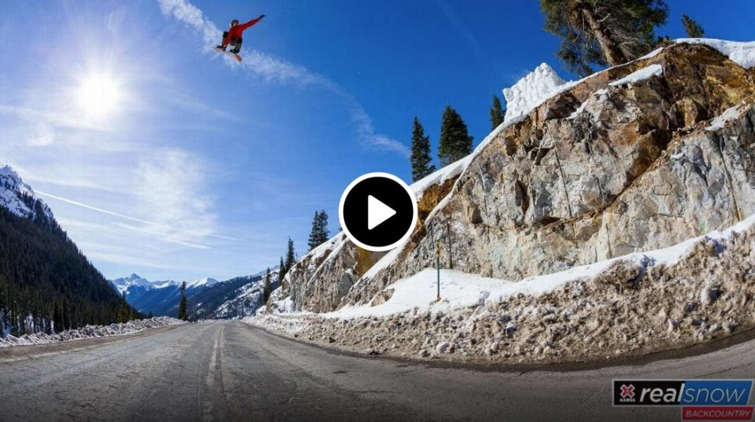 Scotty Lago und Bode Merrill gewinnen X Games Real Snow Backcountry Gold