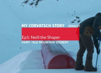 Behind the Scenes: Die Shape Crew am Corvatsch – #mycorvatschstory ep. 1