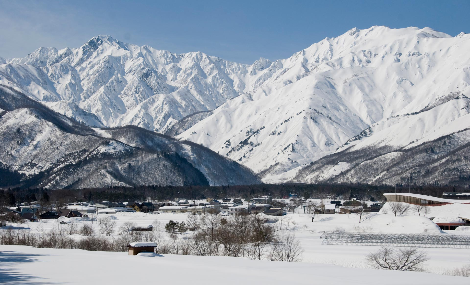 Preview: Das erste FWQ-Event in Hakuba (Japan) - Foto: Sarah Mulholland