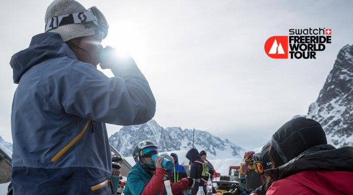 Abwarten und Tee trinken - Freeride World Tour Auftakt nach Andorra verlegt - Foto: freerideworldtour.com / J. Bernard