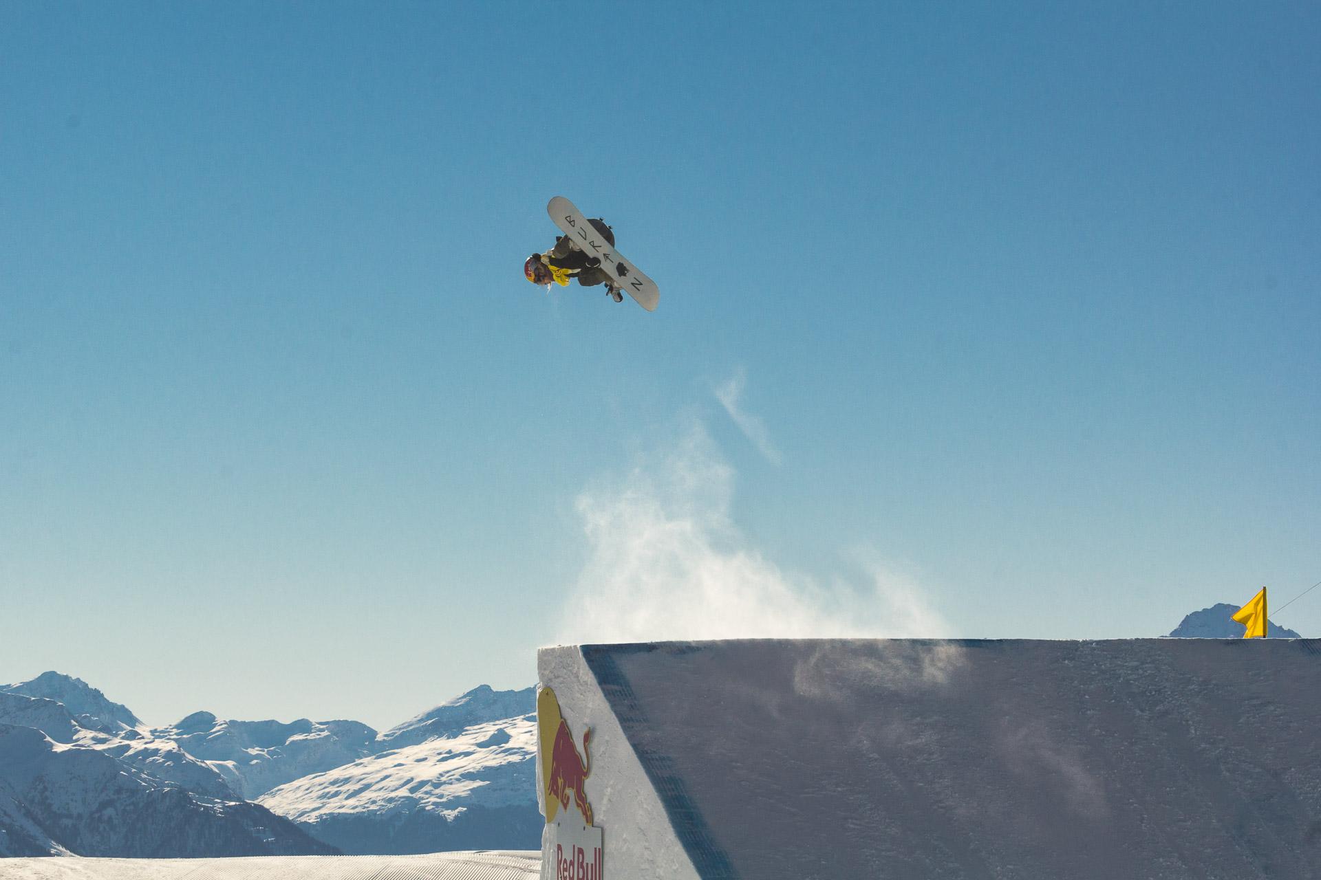 Rider: Anna Gasser