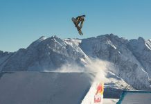 Laax Open 2017 Slopestyle Finals - Rider: Hailey Langland