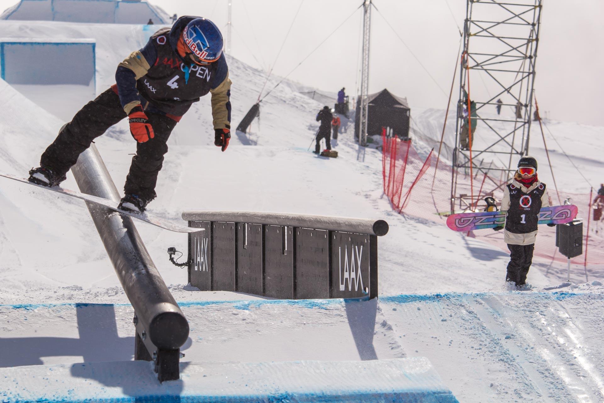 Sebastien Toutant: Blunt to Boardslide Transfer