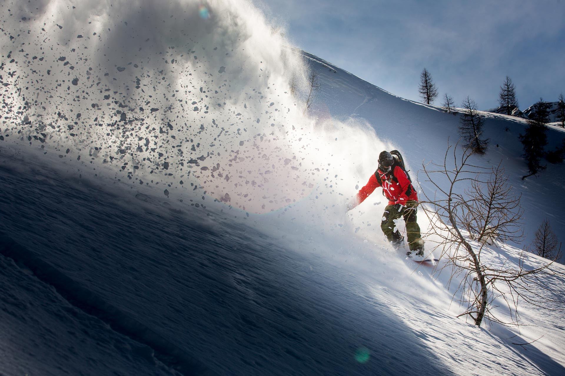 Rider: Mario Kaeppeli - Foto: Patrick Steiner