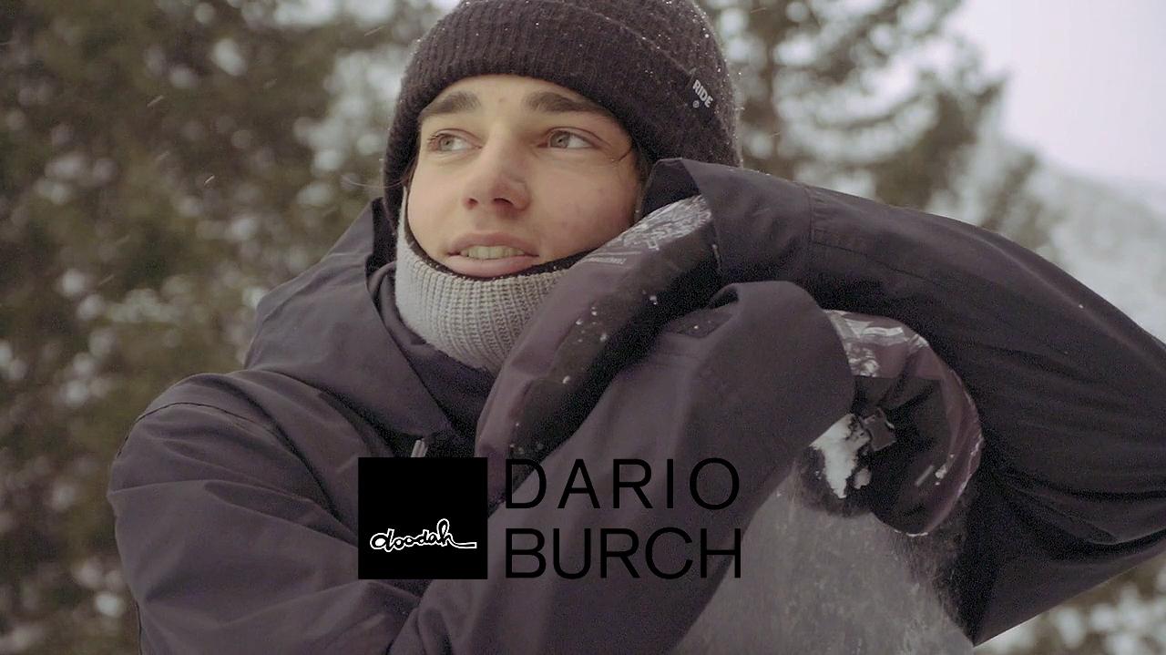 Dario Burch von der Cartel Boyz Crew