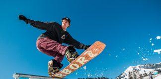 Snowpark Opening in der Actionwelt Sudelfeld - Rider: Tobi Kunert - Foto: Martin Erd