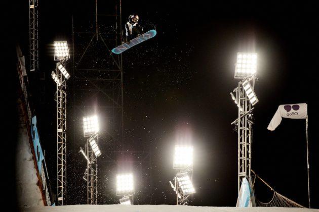 Marcus Kleveland, der Shooting-Star aus Norwegen, kommt mit sauber platzierten Tricks auf den dritten Platz