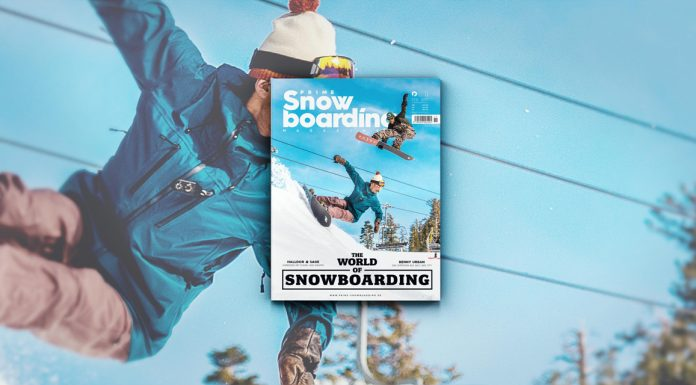 Prime Snowboarding Magazine #11 The World of Snowboarding