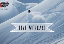 Livestream - Freeride World Tour Contest in Haines, Alaska