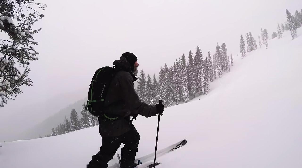 Vom jungen Überflieger zum wahren Mountain Man: Bryan Iguchi