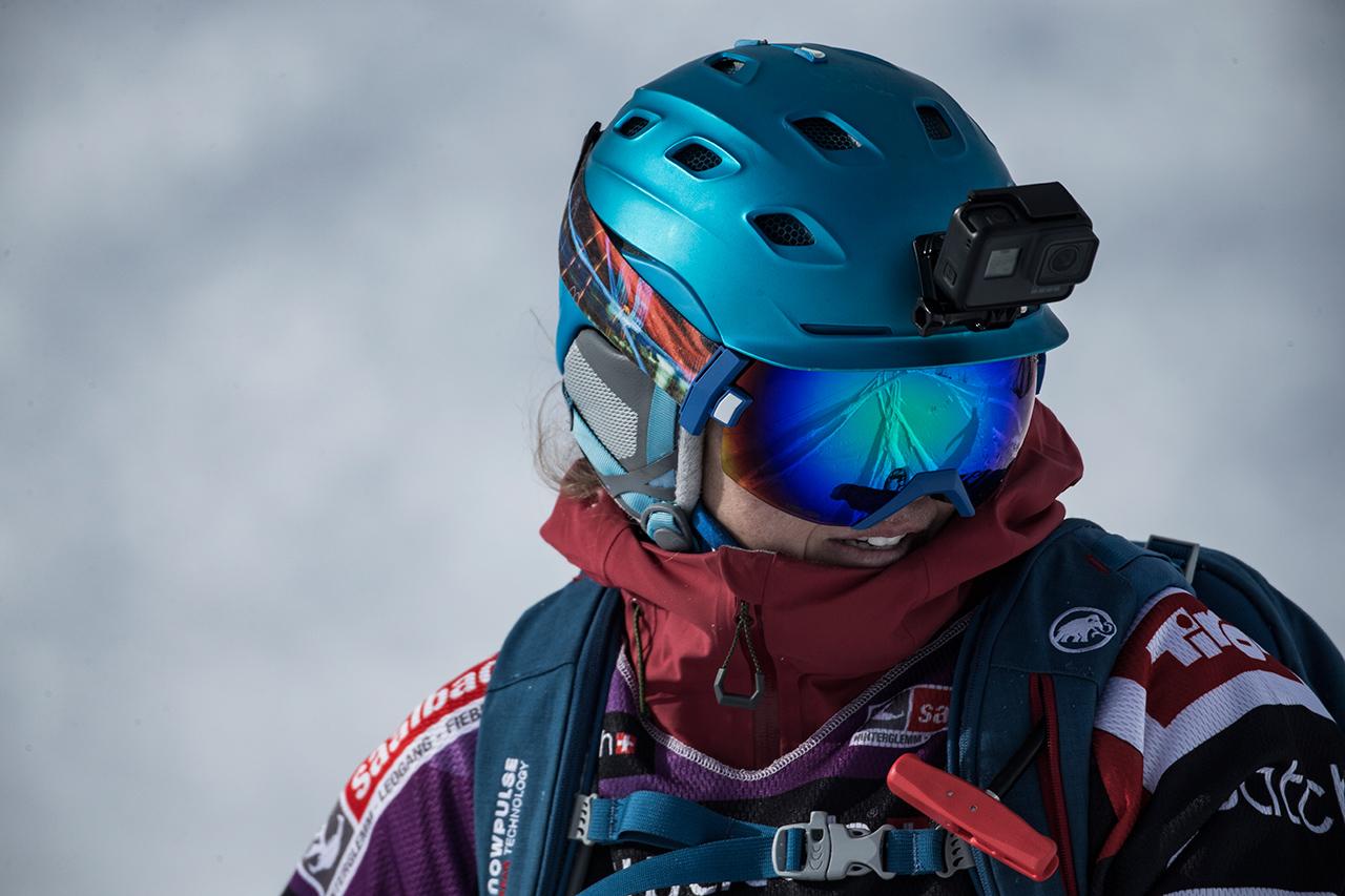 Shannan Yates aus den USA schaffte es auf einen beeindruckenden 2. Platz | © FWT/D. Daher