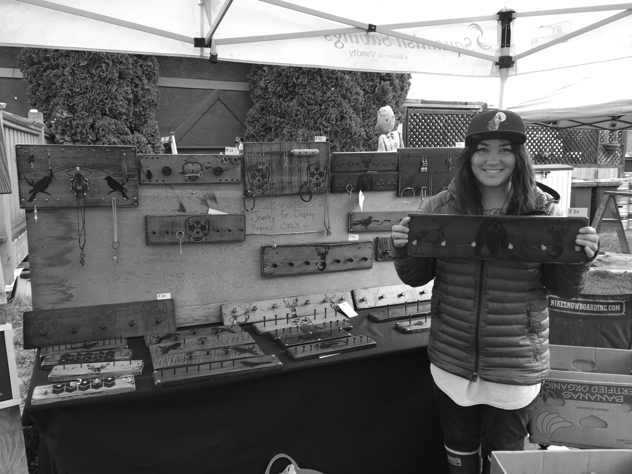 Jess Kimura treibt sich auch gerne mal auf dem Farmer's Market rum   © Jess Kimura