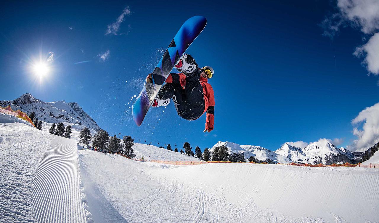 Manuel Bernert weiß mit der Pipe im KPark umzugehen | © KPark