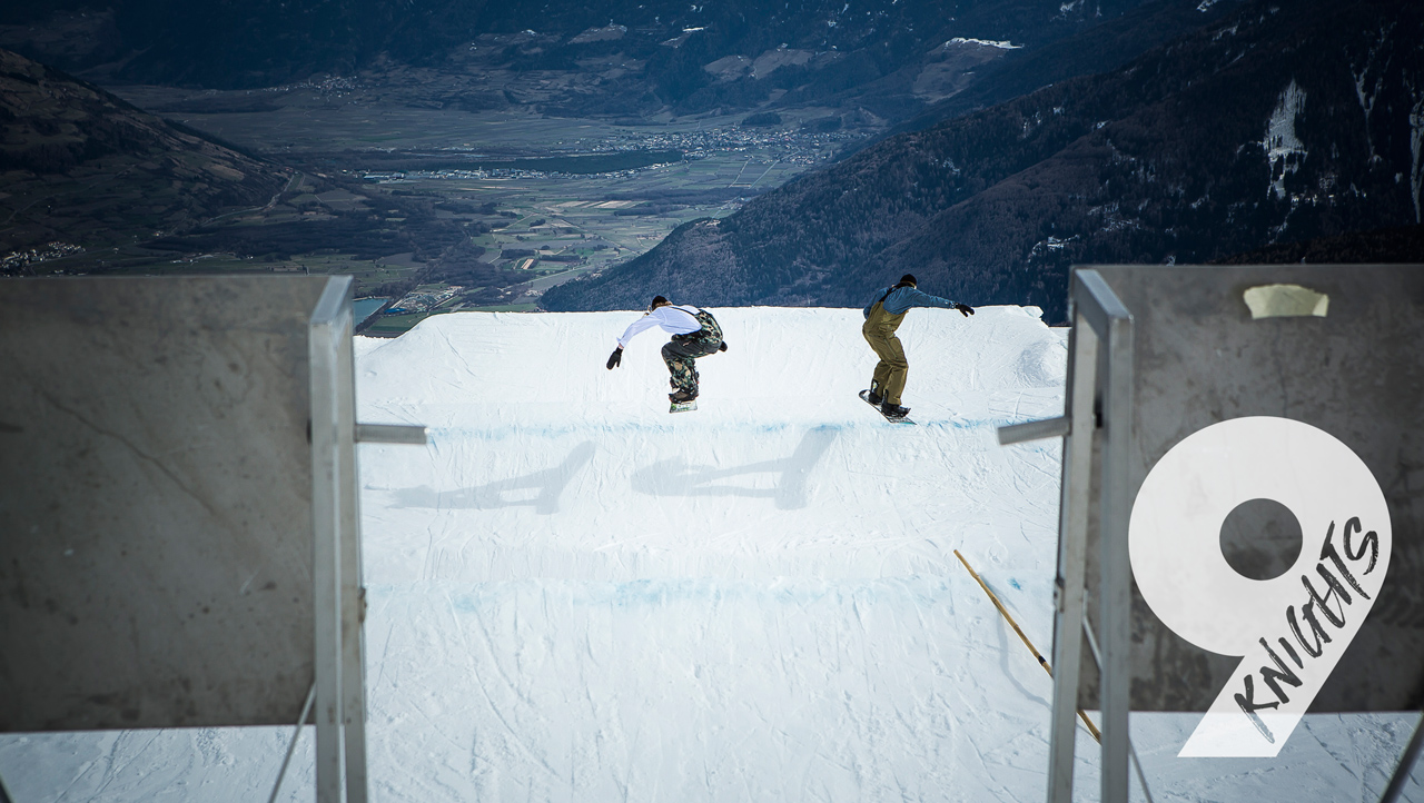 Dropping in! | © Nine Knights
