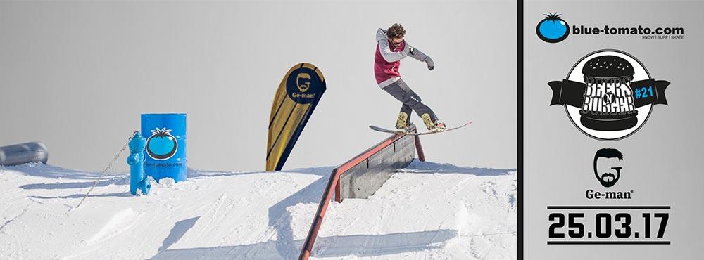 Preview: Beers´N´Burger #21 – Snowpark Grasgehren