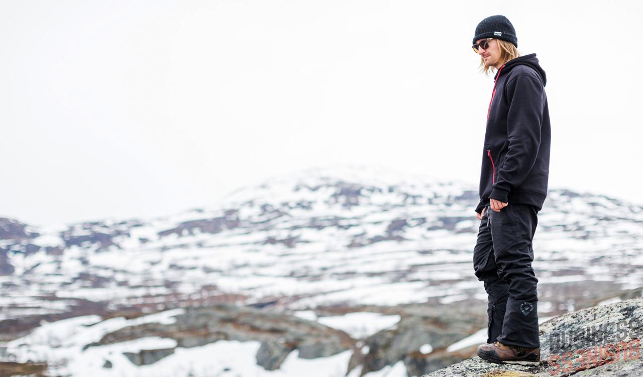Eiki Helgason, die eine Hälfte des erfolgreichen Brüder-Duos aus Island | © Cyril Müller