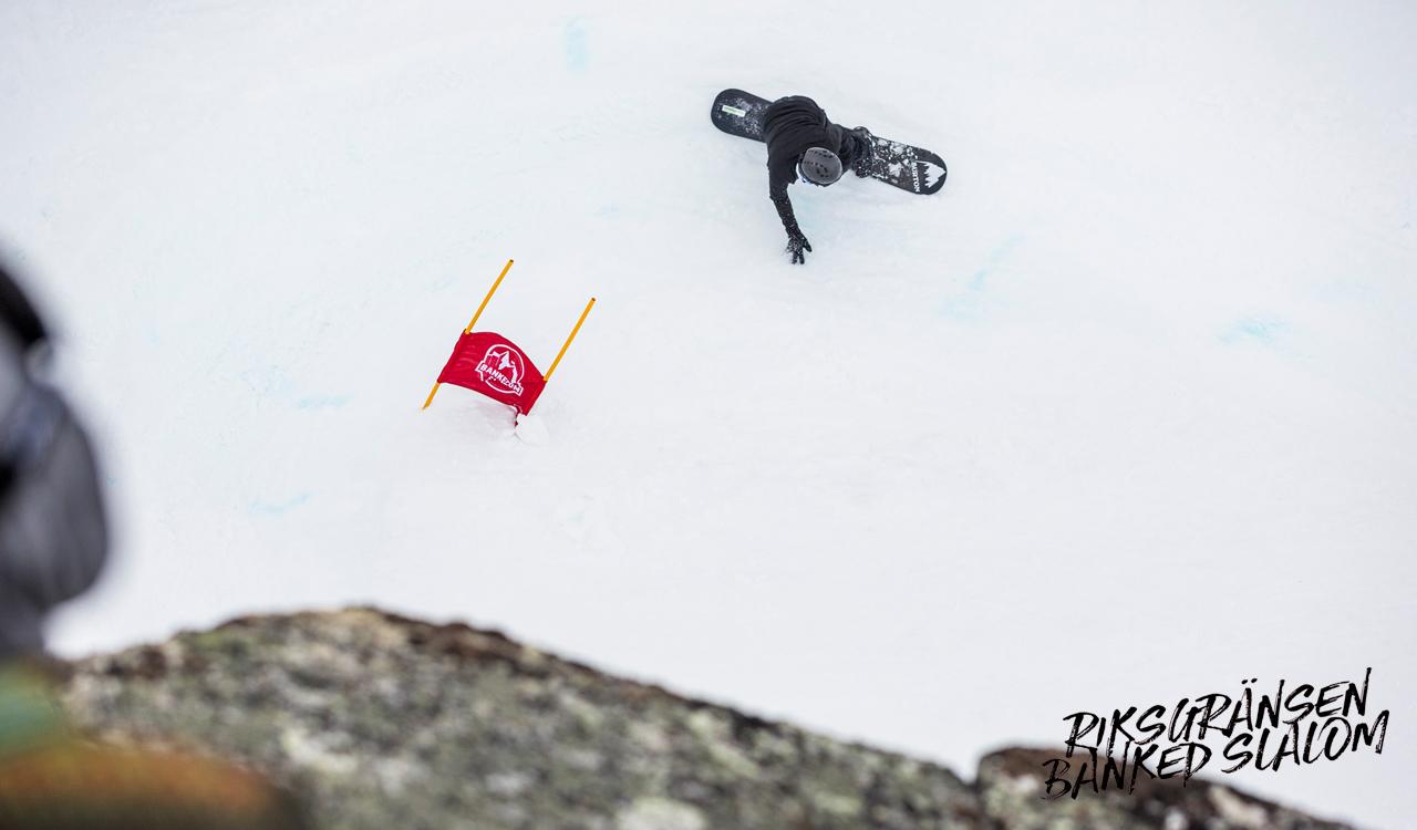 Terje und Banked Slaloms - eine Geschichte, die so lange wie seine ganze Karriere ist | © Cyril Müller