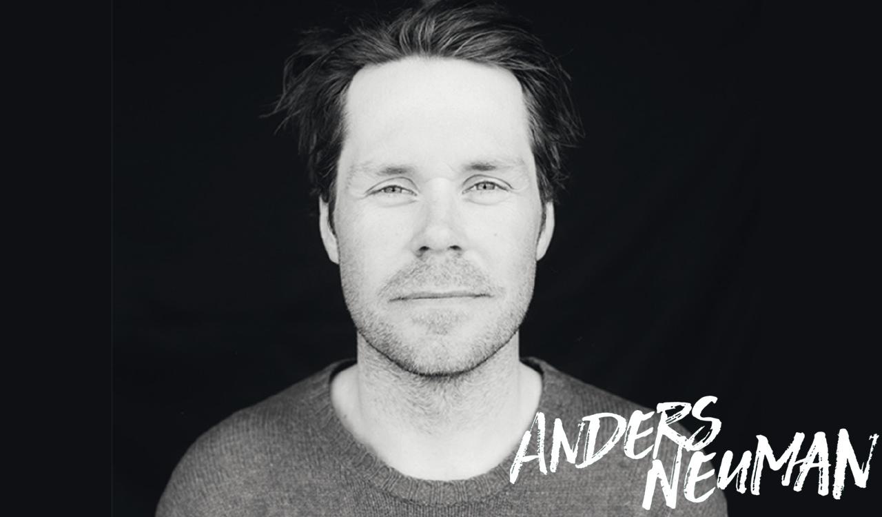 Anders Neuman, der schwedische Hansdampf in allen Gassen und Veranstalter des Riksgränsen Banked Slaloms | © Anders Neuman