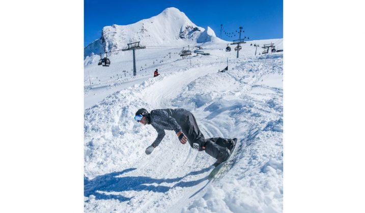 Pontus Staahlkloo, legendärer schwedischer Snowboarder | © Vernon Deck
