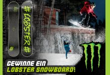 Prime-Snowboarding-Monster-Lobster