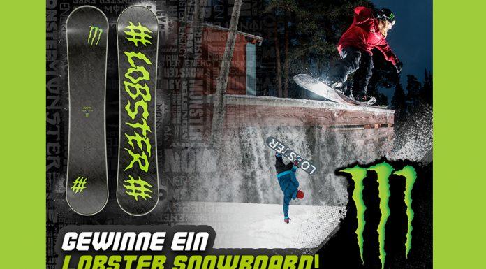 Prime-Snowboarding-Monster-Lobster