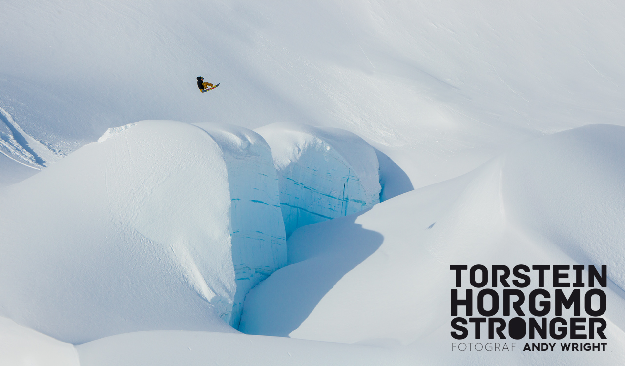 Dieser Shot hat wohl jeden umgehauen, der Torsteins Part gesehen hat | © Andy Wright