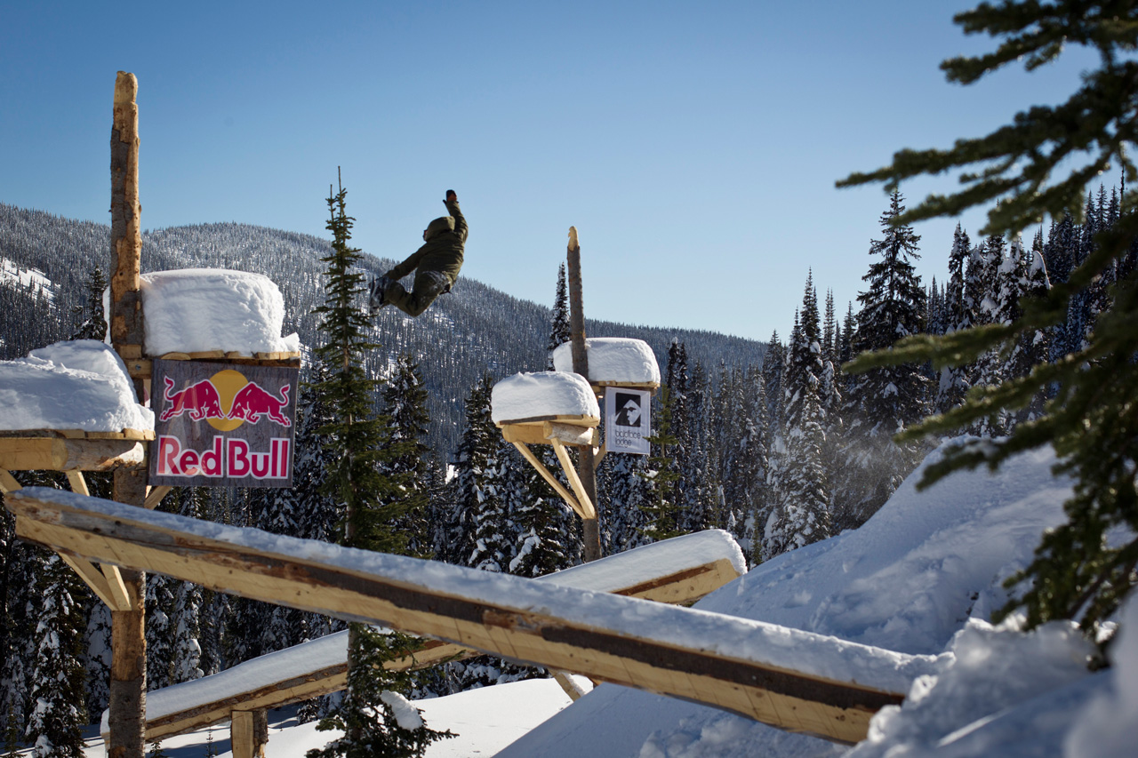 Kazu Kokubo, eine der Backcountry-Freestyle-Legenden in Unions Team | © Red Bull Content Pool