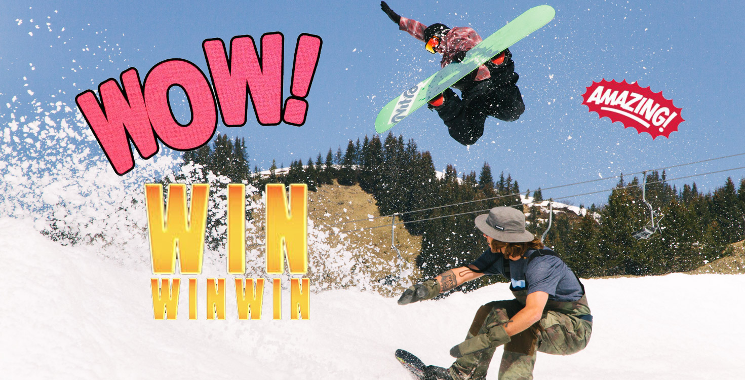 © Keep Snowboarding/Theo Acworth
