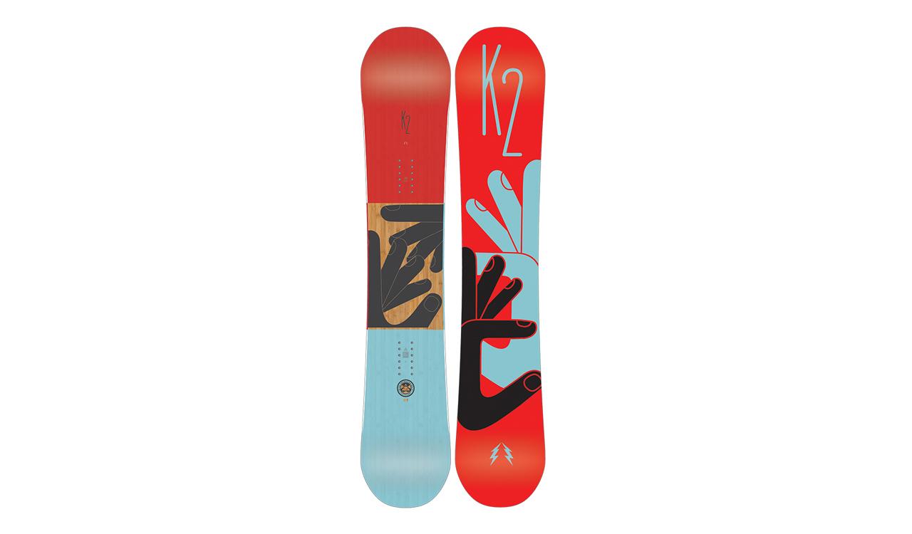 K2 Fastplant | © K2 Snowboarding