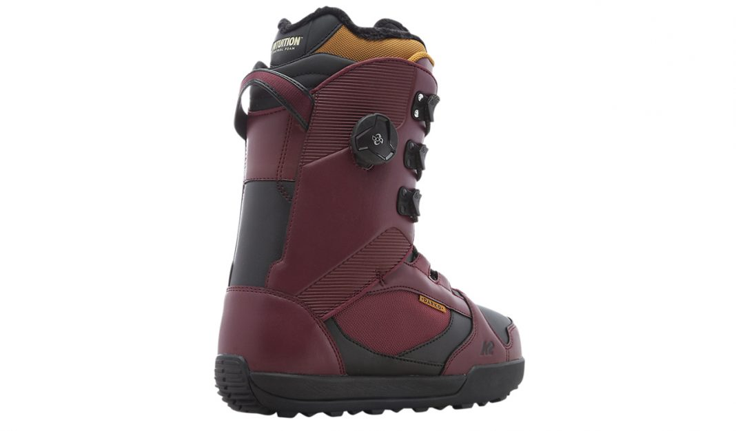K2 Darko, Crimson | © K2 Snowboarding