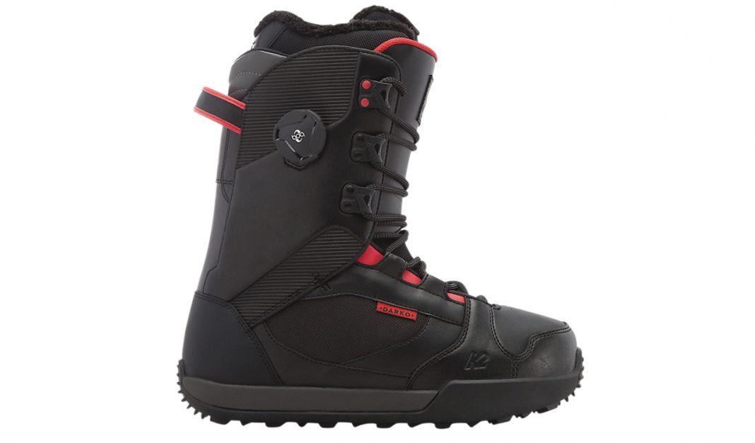 K2 Darko, Black | © K2 Snowboarding