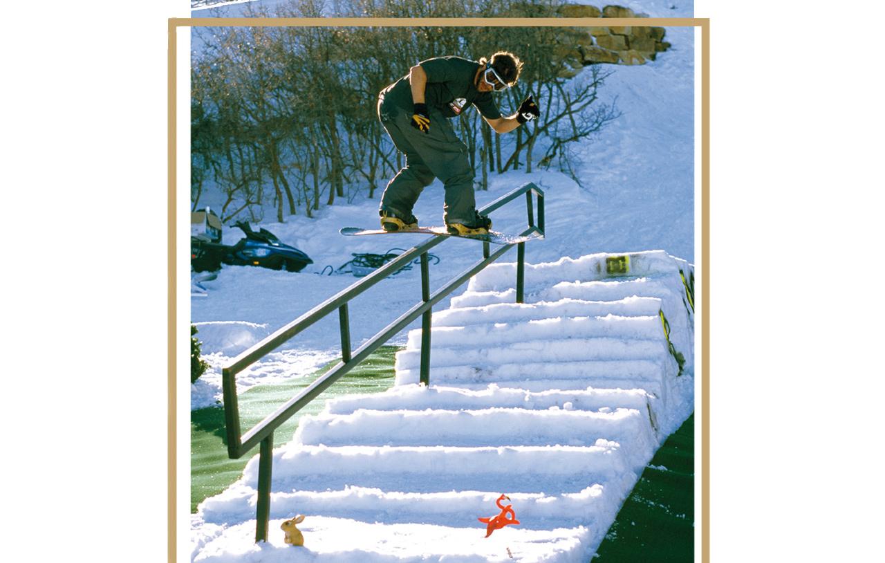 Spaßvogel und Brettsport-GenieTravis Parker ist fürj eden Spaß in jeder Lebenslage zu haben | © DC Shoes