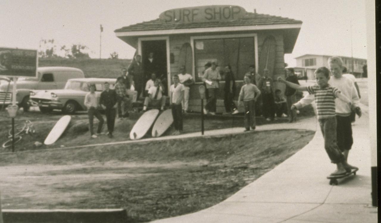 Der erste Surfshop der Welt: 1952 vonJack O'Neill in San Francisco gegründet | © O'Neill