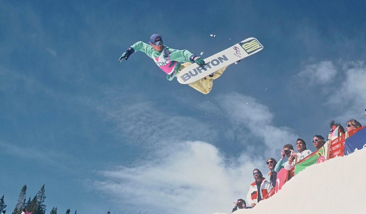 Craig Kelly bei den World Championships 1990 | © Jon Foster
