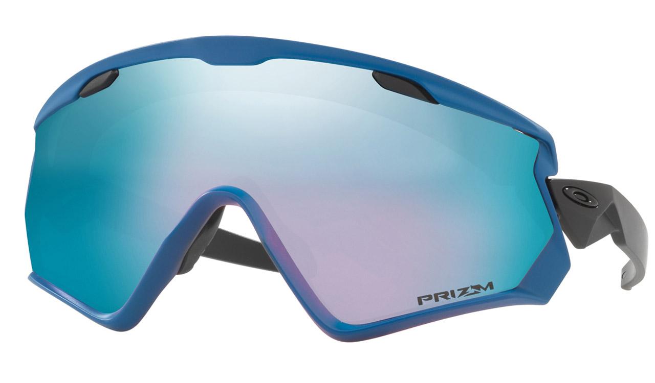 Ein Hybrid aus Sonnenbrille & Goggle: Die Windjacket 2.0 | © Oakley