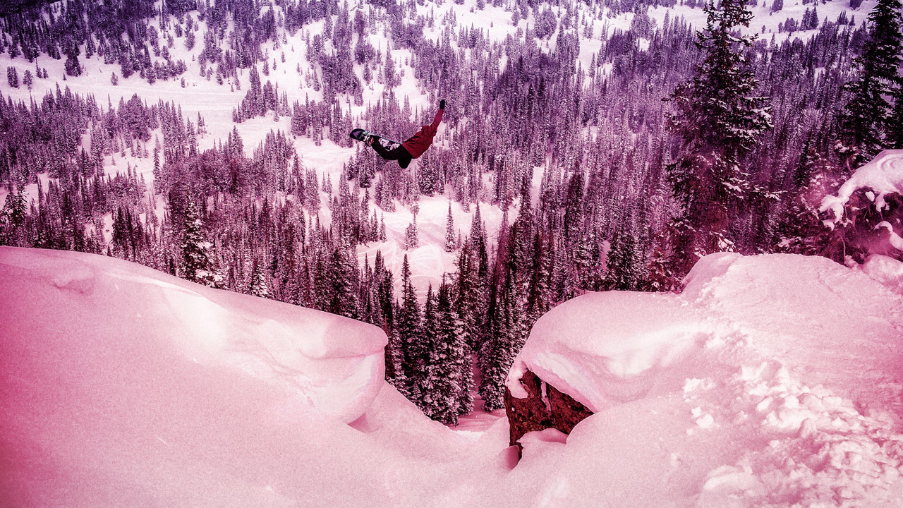 Ben Ferguson sending it! | © anon/Blotto
