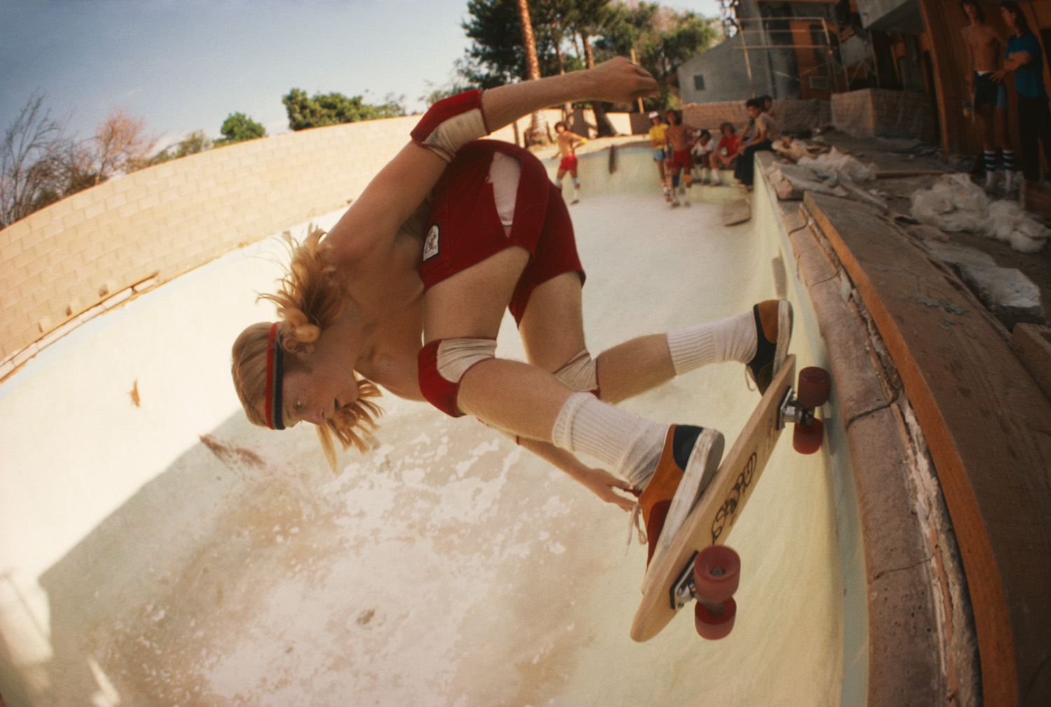 Stacy Peralta in Coldwater. Back in the days | © Vans