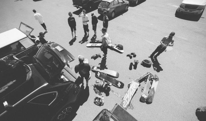 Ausruhen auf dem Parkplatz | © K2/Colton Jacobs