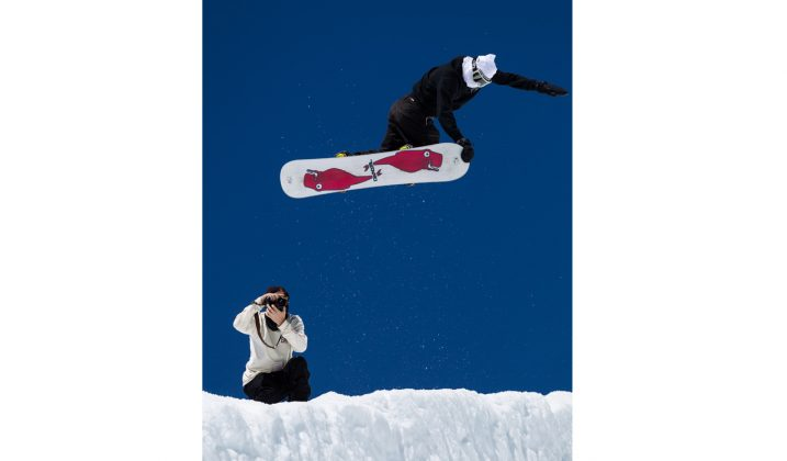 Jake Kuzyk, Allex Oop 360° Tail Grab | © K2/Tyler Benton