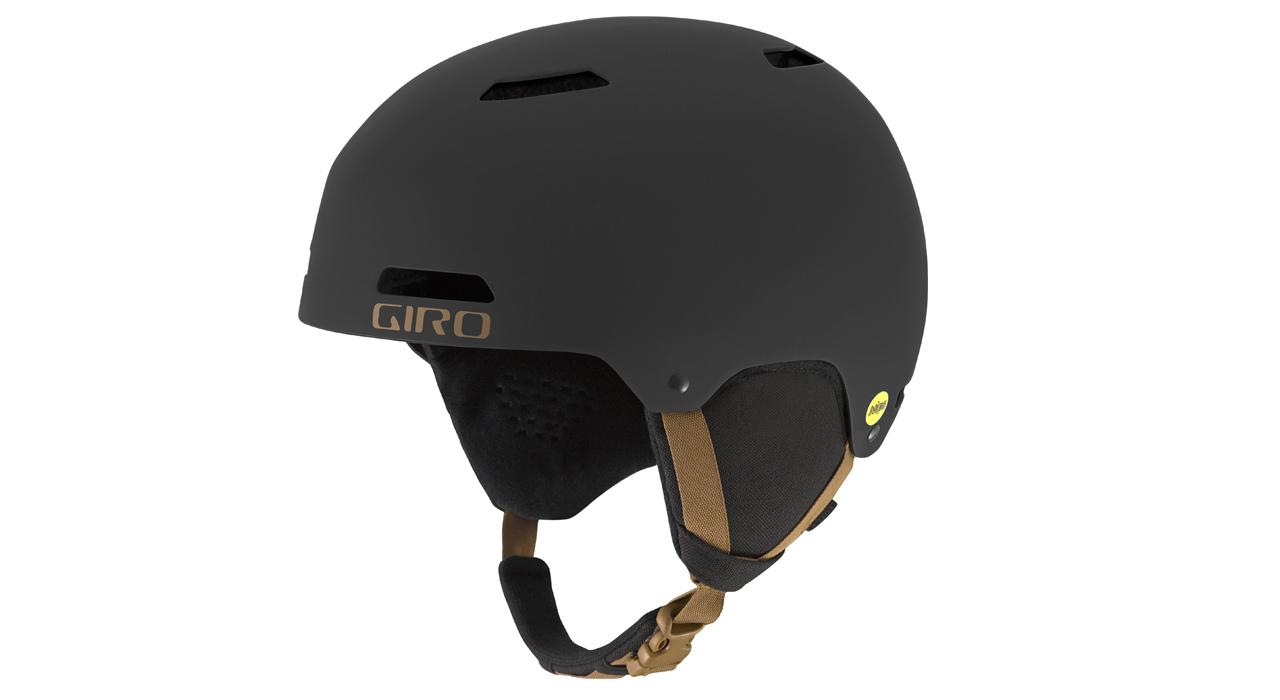 Der neue Ledge von Giro ist ebenfalls mit Mips ausgestattet